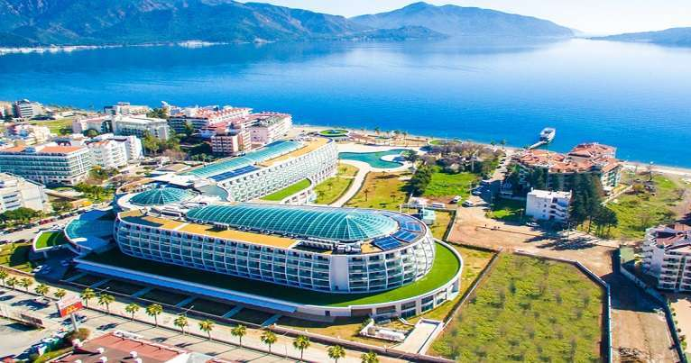 Marmaris Green Nature Diamond Hotel 5* Kamu Eğitim Semineri