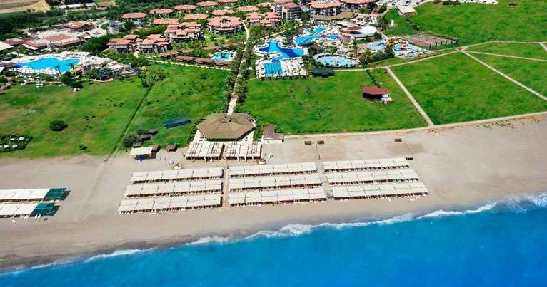 Club Calimera Serra Palace 5* - Side - Manavgat Semineri
