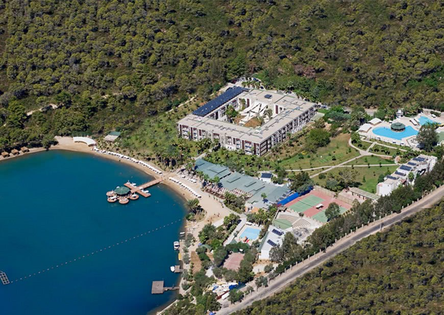 12 - 16 Ekim 2018 Crystal Green Bay Resort Spa 5* Bodrum Semineri
