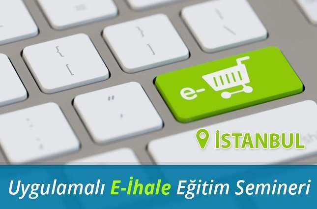 18 Ocak 2020 Özel Şirketlere Yönelik Elektronik İhale ve Kamu İhale Eğitim Semineri - İSTANBUL