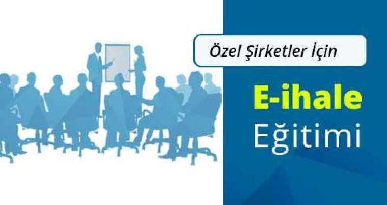 20 Ağustos 2019 Özel Şirketlere Yönelik İhale Eğitimi Ankara