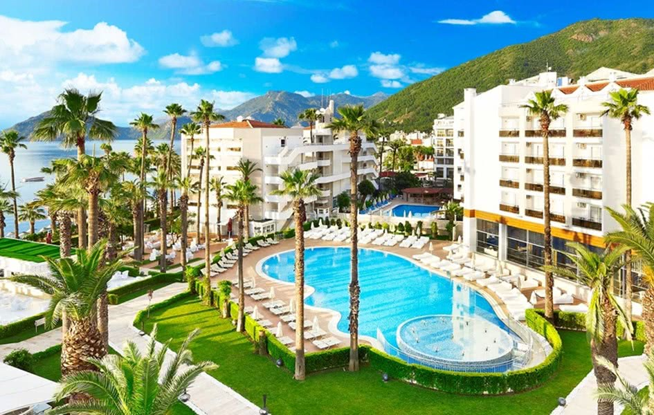 06 - 10 Temmuz 2019 İdeal Prime Beach Hotel (5*)  Siteler - MARMARİS Semineri
