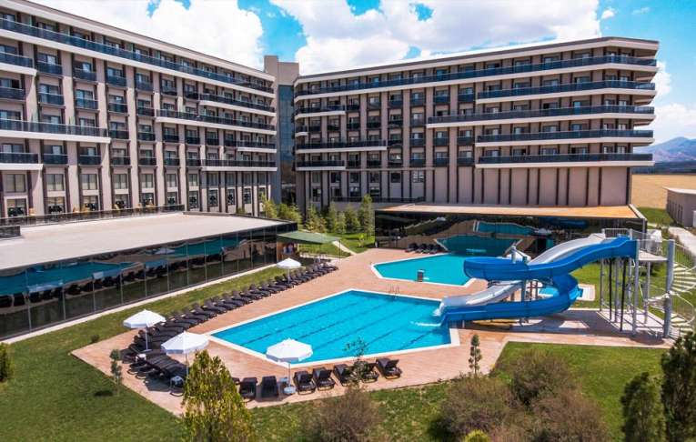 16-20 Ekim 2019 May Thermal Resort & Spa (5*) - Sandıklı - Afyon Semineri