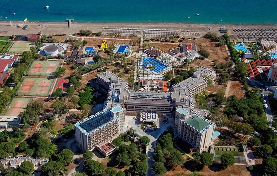 01 - 05 Ağustos 2019 Crystal Tat Beach Golf Resort SPA (5*) Belek - ANTALYA Semineri
